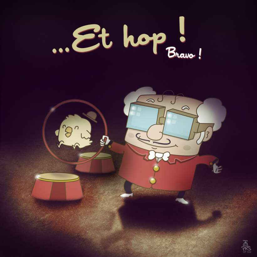 Et hop ! Bravo ! - by PRS of GGI (B.Boukagne)