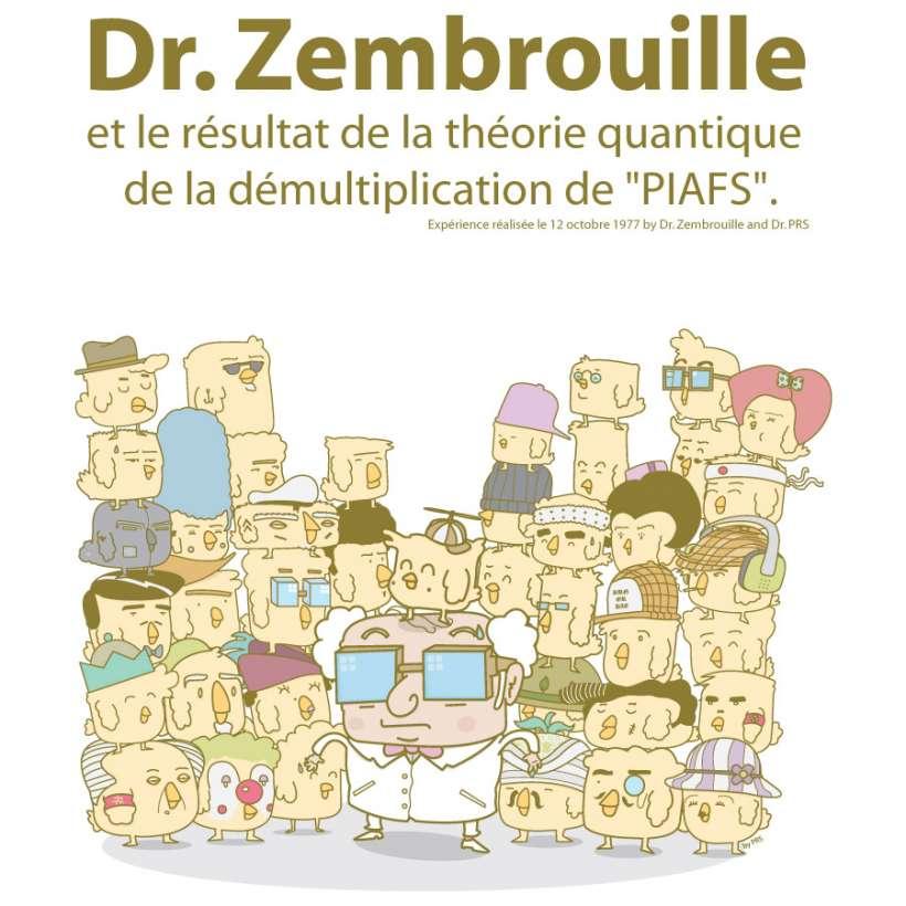 Le professeur Zembrouille