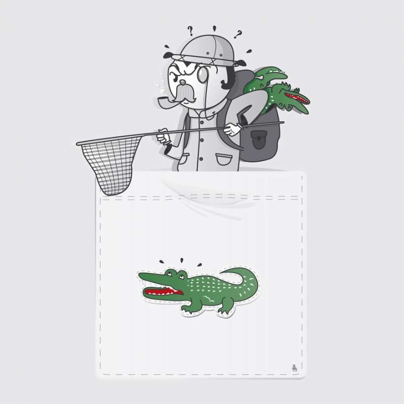 Faux croco... Vrais ennuis ! by PRS of GGI