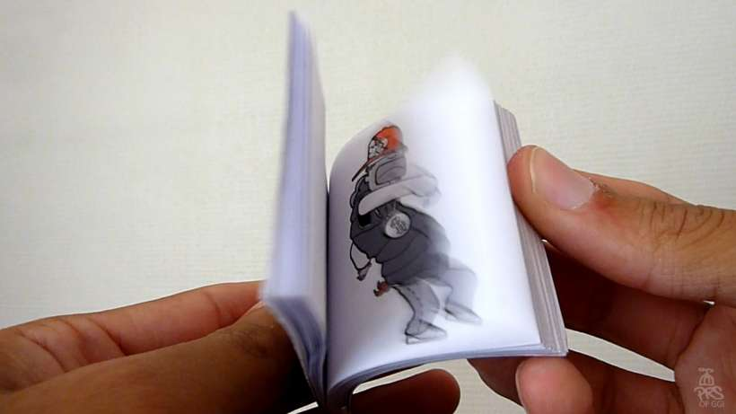"Vidéo Flipbook ""Bad hiphopeur"" by PRS of GGI (B.Boukagne)"