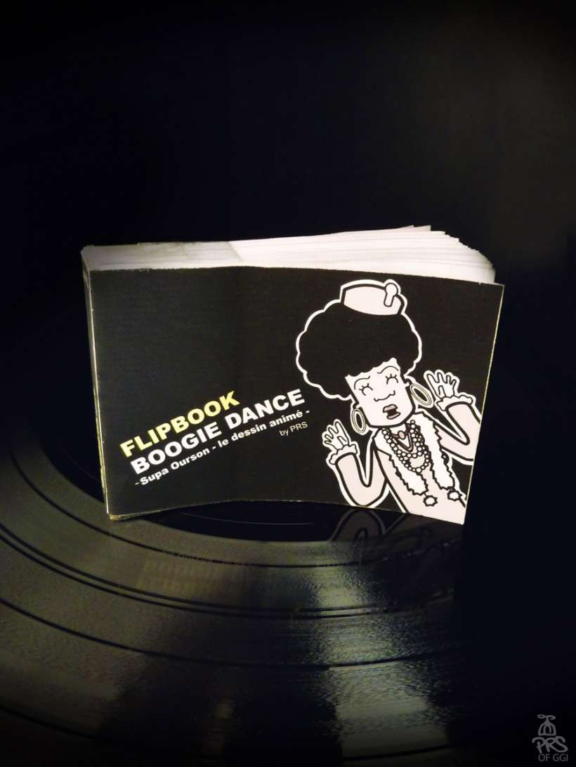 "Photographie Flipbook ""Boogie dance"" by PRS of GGI (B.Boukagne)"