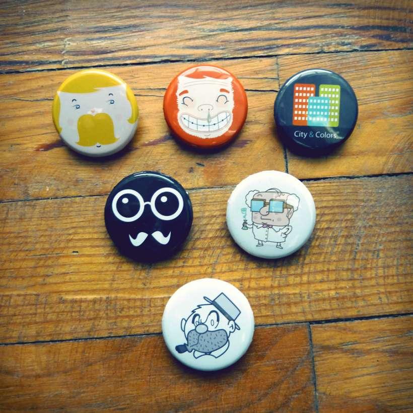 Badges PRS of GGI