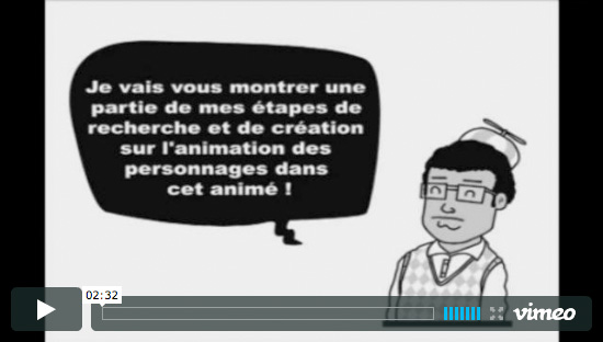 Test d'animations Supa Ourson by PRS of GGI